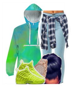 """72316"" by princess-sinia ❤ liked on Polyvore featuring Miharayasuhiro, Michael Kors and NIKE"