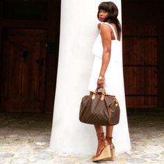 Wassa Mathieu   French fashion blogueuse, addicte des sacs de luxe.: SUMMER FEELS