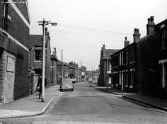 Arran St. Off Moston Lane. 1972.