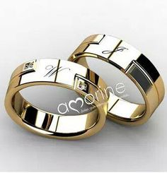 Messenger The Effective Pictures We Offer You About beautiful wedding rings halo A quality picture c Couple Rings Gold, Engagement Rings Couple, Promise Rings For Couples, Rings For Men, Big Wedding Rings, Beautiful Wedding Rings, Wedding Ring Bands, Couple Ring Design, Unique Diamond Rings
