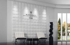 Loft Design Model 30 (Padding) at Maserati Lounge Club