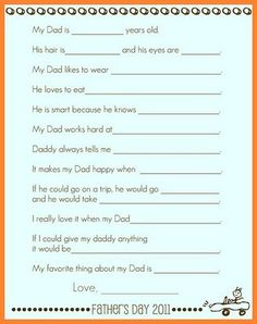 Every Heart Counts: Fathers Day Ideas