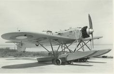 Danish Navy Heinkel He 8