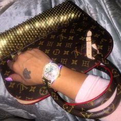 CL SHOPPING BAG Authentic cl shopping bag Christian Louboutin Bags