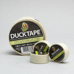 Glow in the Dark Duck Tape