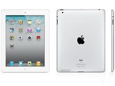 iPad 4th Generation | Apple iPad 4th Generation with Retina Display 16GB, Wi-Fi 9.7in ...