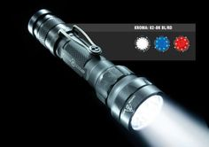 RVers often need a flashlight—and many times the batteries are nearly dead. A LED flashlight, due to its low power draw, is the answer. If they are rechargeable, like this one even better!