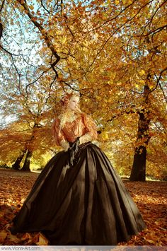 """From Viona-Art's """"Victorian Collection"""". Looks inspired by 1850's and 1860's fashion."""