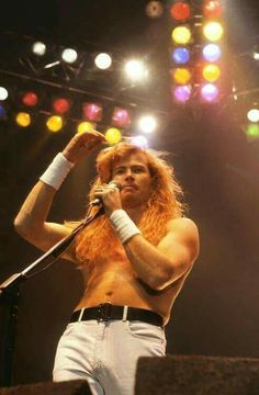 Dave Mustaine-Megadeth..............