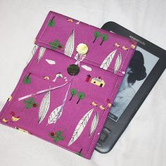 Kindle cover to sew - Make it with a metre of fabric - Home makes - allaboutyou.com