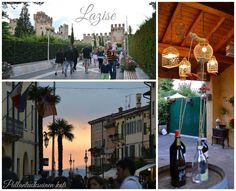 Pullantuoksuinen koti: Ihana loma Italiassa, osa 3: Kuvankaunis Lazise. Vacation in Italy, lovely Lazise.