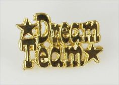 Dream team pin