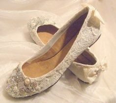 Wedding Flats « David Tutera Wedding Blog • It's a Bride's Life • Real Brides Blogging til I do!