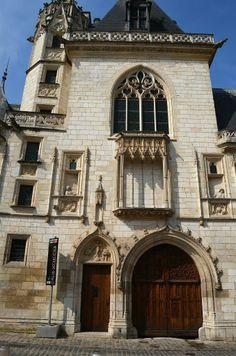 Bourges - Palais Jacques Coeur