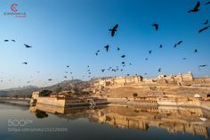 Jaipur Amer Fort  II India by chookia.