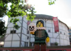 LEGO Collectible Minifigures Series 8 : Actor @ The Globe Theatre