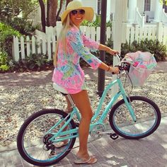 Preppy Girl, Preppy Style, My Style, Girlie Style, Cycle Chic, Preppy Southern, Southern Prep, Southern Charm, Southern Belle
