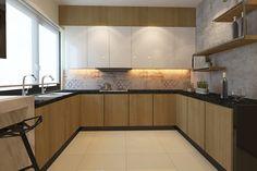 Bandar Dato Onn -24x70 Perjiranan, Johor Bahru Scandinavian+Industrial Johor Bahru, Kitchen And Bath, Kitchen Design, Kitchen Ideas, Home Kitchens, Kitchen Cabinets, Industrial, Behance, Scandinavian