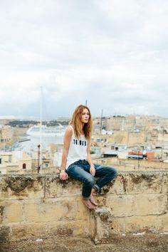 3ec766935cc Madewell Spring 2014 x Erin Wasson. Malta Malta