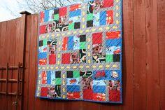 Disney Cars quilt   by Crazy Quilt Lena