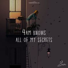 4 Am Knows - https://themindsjournal.com/4-am-knows/