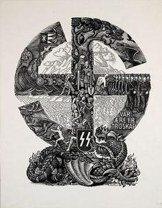 """Affiche de propagande norvégienne  """"La loyauté est votre devoir"""""""