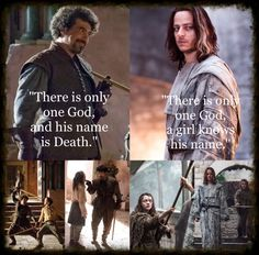 Syrio Forel & Jaqen H'ghar HAVE to be the same person!! <GoT> ASOIAF #fandom