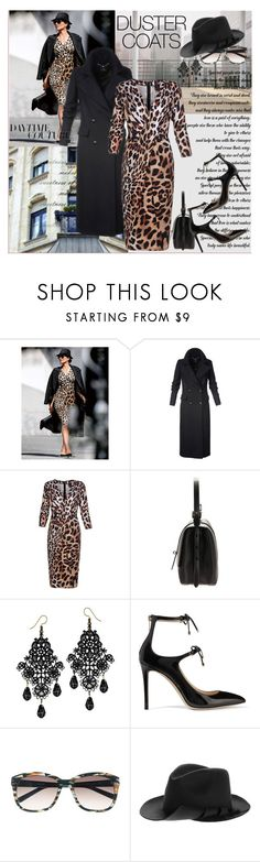 """Mid Day Stroll"" by idetached ❤ liked on Polyvore featuring Jimmy Choo"