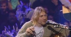 #Nirvana's #legendary #Unplugged in New York  the #20thanniversary of the #song set's airing