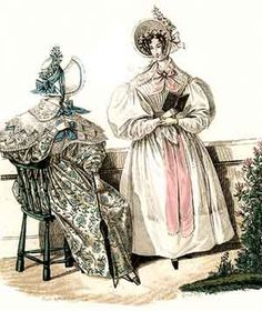 1830s Clothing  - My Gr Gr Grandmother from England might have worn something similar.