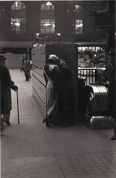 Pennsylvania Station, New York, 1946-47