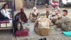 CU OAMENI, PENTRU OAMENI • În data de 21 iunie, Plutonul 5 Infanterie din compania KAF-GDA, alături de un pluton din forţele americane din cadrul coaliţiei, au participat la o activitate de angajare a liderilor cheie (KLE – Key Leader Engagement), din satul Khvosh Ab, Afganistan, sub directa coordonare a forţelor de securitate afgane. Theatres, Combat Boots, Army, Shoes, Military, Gi Joe, Zapatos, Shoes Outlet, Shoe