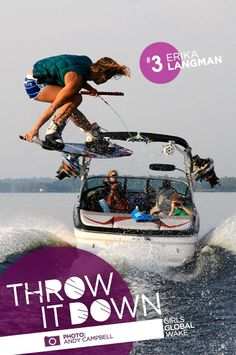wakeboard girl shred! :)