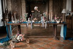 Love and Reverie, a pre-wedding editorial shoot photographed by The Daydreamer Studios. Daydream, Wedding Blog, Lush, Rustic Wedding, Editorial, Table Decorations, Floral, Home Decor, Decoration Home