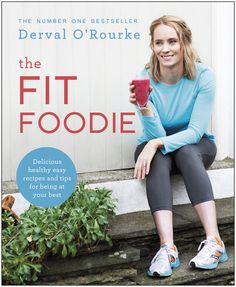 Win a Copy Of Derval O'Rourke's The Fit Foodie Cookbook And A Pair Of Skechers - http://www.competitions.ie/competition/win-copy-derval-orourkes-fit-foodie-cookbook-pair-skechers/