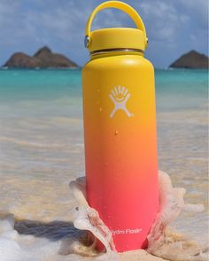 Get the new limited edition Hydro Flasks at HIC now! Available in three exciting color ways. Exclusive to Hawaiʻi Get the new limited edition Hydro Flasks at HIC now! Available in three exciting color ways. Mochila Kanken, Hydro Flask Colors, Hydro Flask Water Bottle, Cute Water Bottles, Summer Aesthetic, Hawaiian Islands, At Least, Mugs, Instagram