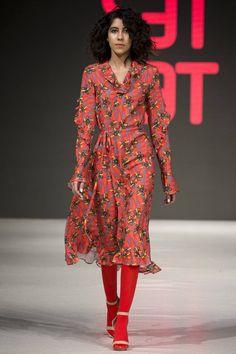 SETSETSET Autumn/Winter 2018 Ready To Wear | British Vogue