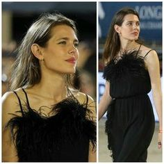 """193 mentions J'aime, 4 commentaires - Charlotte Casiraghi ♡ (@dailycharlottecasiraghi) sur Instagram: """"What do you think about this look ? #CharlotteCasiraghi"""""""