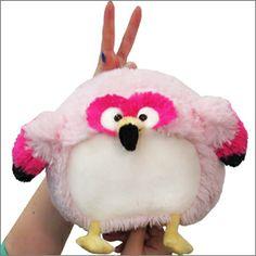 Mini Squishable Flamingo (already has)