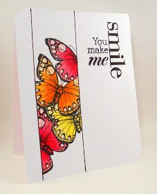 You and Your Big Dreams: Butterflies: You Make Me Smile
