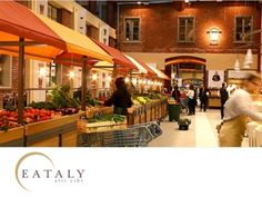 Magazine De Smaak van Italië | Eindelijk! Eataly komt naar Nederland