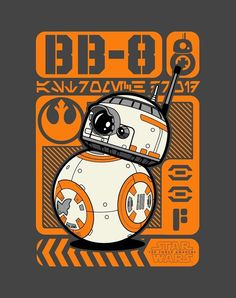 Star Wars The Force Awakens BB-8 Pop Tee by Funko at FYE