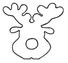 Meet the Cottons: Silhouette: DIY Reindeer Lollipop Card