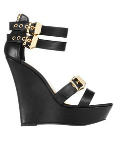 ea6b093a1c28 Thalia Sodi Women s Elia Buckle Platform Wedge Sandals Shoes - Sandals   Flip  Flops - Macy s