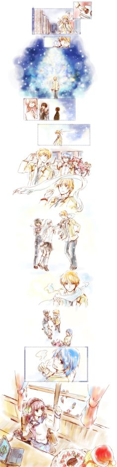 Angel Beats! :(