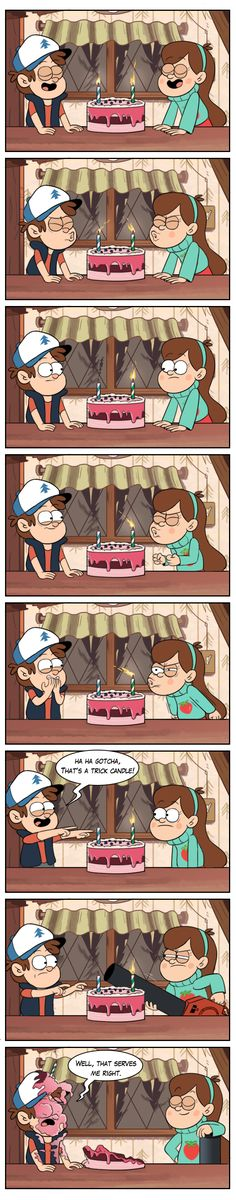 Birthday cake by markmak.deviantart.com on @DeviantArt