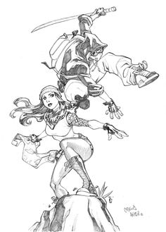 The Lost Ghost sketch commission by CarlosGomezArtist on DeviantArt Character Poses, Character Art, Character Design, Figure Drawing Reference, Art Reference Poses, Art Poses, Drawing Poses, Comic Book Artists, Comic Artist