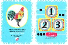 Bantam Picture Book : Alice Pattullo Illustration