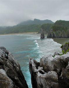 Cape Hedo, Okinawa, Japan
