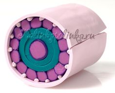 HandMadera: Polymer clay beads tutorial